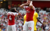 Không chịu đựng nổi, Arsenal treo giá khó tin cho 'tội đồ' trận Palace