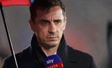 Neville: 'Man Utd cần mua thêm 4 hoặc 5 cầu thủ nữa'