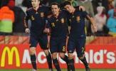 Xavi, Iniesta, Villa đồng loạt dành lời khen cho 1 ngôi sao Premier League
