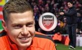 Arteta để mắt tới 'mục tiêu khả dĩ' của Arsenal từ khi còn ở Man City