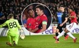 Man Utd tấn công kém cả Brugge, Solskjaer tốt nhất nên bị sa thải!
