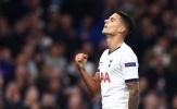 'Cậu ấy chơi bóng với cảm xúc mãnh liệt, giúp Spurs thay đổi thế trận'