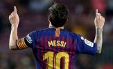 'Messi đã làm một điều tuyệt vời cho Barcelona'