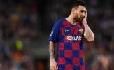 'Nếu rời Barca, Messi sẽ thi đấu cho chúng tôi'