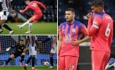 Chelsea và 3 thống kê đáng lo về mặt trận phòng ngự