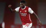 'Partey rất hay, nhưng Arsenal cần mua thêm cầu thủ đó'