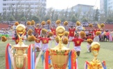 Bế mạc giải bóng đá THPT TP.HCM: Trường năng khiếu Nguyễn Thị Định lên ngôi vô địch