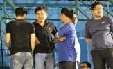 Khán giả Bình Dương la ó thầy trò HLV Trần Bình Sự trên sân Gò Đậu