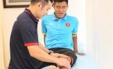U20 Việt Nam kiểm tra sức khỏe trước trận đánh lớn U20 thế giới