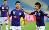 Đấu bù vòng 9 V-League 2017: Đánh chiếm ngôi đầu