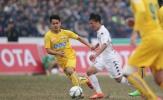 Hà Nội FC chiếm lợi thế trong cuộc đua đến ngôi đầu