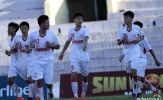 'Hậu duệ' Thể Công toàn thắng giành vé vào bán kết U19 Quốc gia