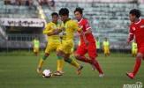 Vòng 8 giải hạng nhất Quốc gia 2017: Huế cưa điểm, Nam Định thắng giòn giã