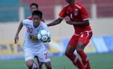 Thua tan nát trước Myanmar, U19 HAGL mất cơ hội vào chung kết