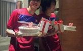 """Điểm tin bóng đá Việt Nam sáng 17/5: Ngập lời chúc sinh nhật chàng """"nhô"""" trên mạng xã hội"""