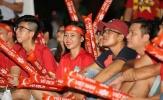 Fan Sài thành tiếc 'đứt ruột' trận hòa U20 Việt Nam