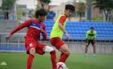 U20 Việt Nam vs U20 Pháp: Thanh Hậu - Trọng Đại đã sẵn sàng