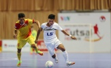 Vòng 14 Giải futsal VĐQG 2017: Thái Sơn Nam độc chiếm ngôi đầu
