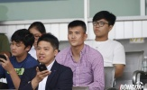 Công Vinh trọn niềm vui ngày ra mắt nhà tài trợ thể thao lớn Nhật Bản
