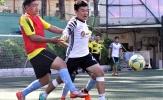 VCK giải bóng đá Hội Nhà báo TP.HCM 2017: Tưng bừng, kịch tính ngày khai mạc