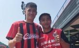 Điểm tin bóng đá Việt Nam tối 07/07: Công Vinh làm thầy 'Messi Thái' trên đất Nhật