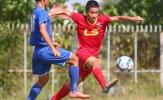 VCK U15 Quốc gia – Cúp Thái Sơn Bắc 2017: Xác định 4 cái tên vào bán kết