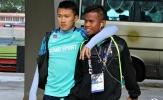 U22 Thái Lan tập gì trên đất Malaysia trước SEA Games 29?