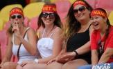 Fan nước ngoài phải lòng Công Phượng, Tuấn Anh trên sân SelaYang