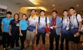 'Tiểu tiên cá' Ánh Viên nhận lời chúc của tuyển thủ nữ Việt Nam