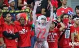Việt Nam - Indonesia: Có một cuộc chiến khác trên khán đài Selayang