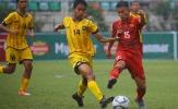 VCK U18 Đông Nam Á 2017: Việt Nam nhất bảng B