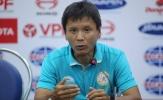 HLV Sanna Khánh Hòa 'tố' cầu thủ Sài Gòn móc mắt Quốc Chí