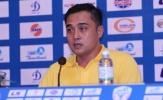 HLV Đức Thắng cầu thủ Việt Nam phải biết chơi tiểu xảo