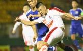 Đinh Thanh Bình 'tan chảy' từ vòng quay U21 đến khát vọng V-League