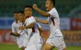 Khắc Khiêm đánh đầu đẳng cấp gỡ điểm cho U19 Việt Nam
