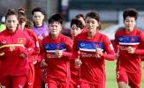 Trước thềm Asian Cup 2018: ĐT nữ Việt Nam đá giao hữu hai trận tại Đức