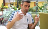 Đại diện Juventus muốn xây dựng học viện đẳng cấp số 1 tại Việt Nam