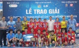Chung kết giải futsal nữ TP.HCM mở rộng: Hà Nội lên ngôi vô địch