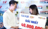 Nhà tài trợ V-League 'thưởng nóng' cho hành động đẹp của Văn Toàn