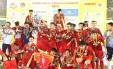 U19 Việt Nam 'cô đơn' trên đỉnh vinh quang