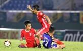 Đấu sớm hạng nhất Quốc gia 2018: Bình Định trắng tay trên sân nhà, Huế thăng hoa ở Hàng Đẫy