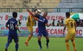 Tiền đạo U20 Việt Nam đưa Bình Dương vào tốp 3 V-League 2018
