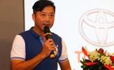 Cựu tuyển thủ Huỳnh Đức - Thanh Bình làm huấn luyện viên trại hè bóng đá