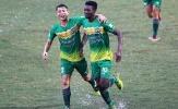Siêu phẩm 40m của ngoại binh giúp Cần Thơ đánh bại chủ nhà Sài Gòn FC