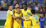 Vòng 10 V-League 2018: Công Phượng, Xuân Trường 'mắc cạn' ở xứ Thanh?