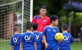 """Điểm tin bóng đá Việt Nam sáng 17/06: Công Vinh khai trương học viện CV9; HAGL """"mở cửa"""" cầu thủ xem World Cup?"""