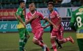 """Phương """"hít"""" tỏa sáng, Sài Gòn FC 'vượt ngục' thành công trận 'chung kết ngược'"""