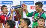 U23 Việt Nam rạng rỡ đăng quang ngôi vô địch