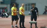 U23 Việt Nam bị phạm lỗi thô bạo, thầy Park nổi nóng với trọng tài