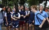 Sinh viên trường Quốc tế Indonesia 'mê tít' sao U23 Việt Nam